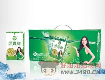 澳利龙绿豆爽250mlx24盒