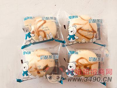 盛康馨奶酪蒸蛋糕(袋装)
