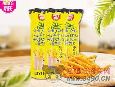 豪氏山药薯条牛排味92g