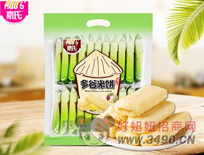 豪氏米多谷米�玉米味158g