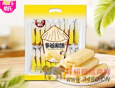 豪氏米多谷米饼奶油味158g