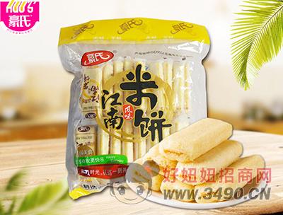 豪氏江南风味米饼蛋黄味368g