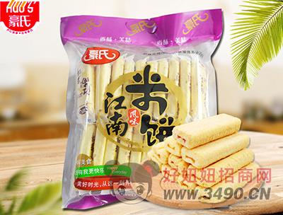 豪氏江南风味米饼奶油味368g