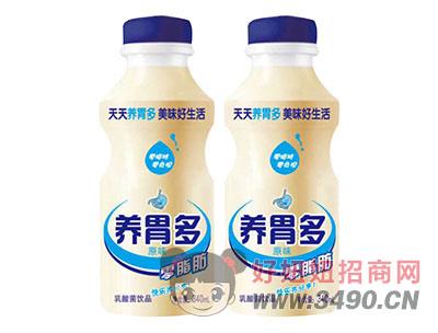 养胃多乳酸菌饮品340ml原味