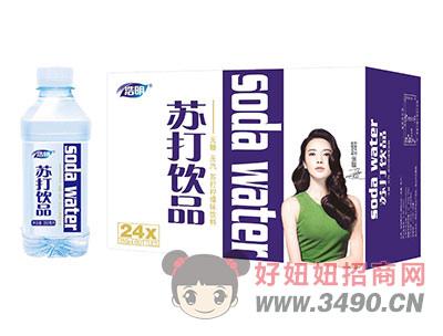 浩明新苏打水350ml