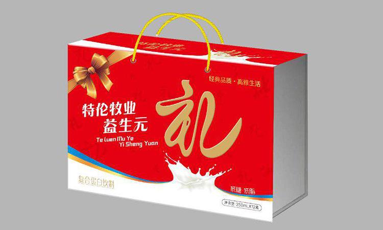 益生元复合蛋白饮品250mlx12盒