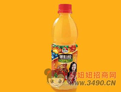 金保罗果粒橙1.25L