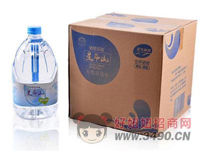 星斗山泉4.5Lx6瓶