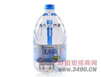 星斗山泉泡茶水1.5L