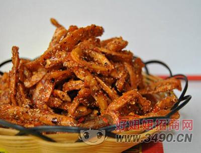 亿龙麻辣虾条