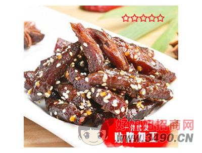 四川麻辣五香牛肉干80g