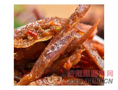 麻辣冷吃牛肉干120g