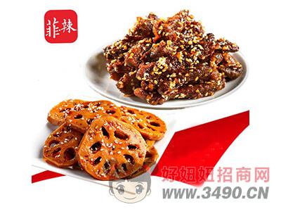 四川椒香牛肉香辣莲藕组合140克