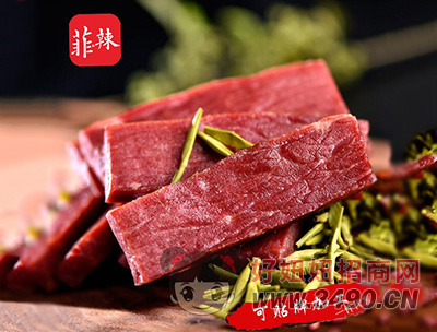 四川乌龙茶香手撕牛肉干80g