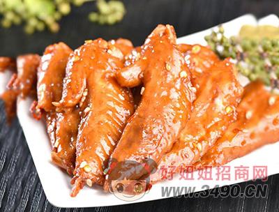 四川香辣风味鸡翅尖150g