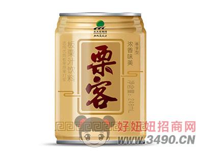 北大荒绿源板栗汁饮料248ml