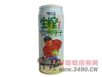 椰花香生榨椰子汁960g