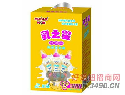 乳之星原味乳酸菌饮品礼盒