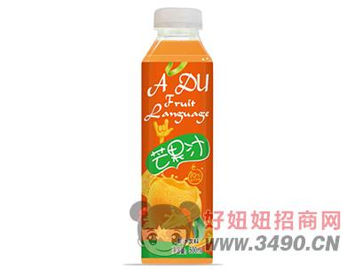 优贝芒果汁饮料500ml
