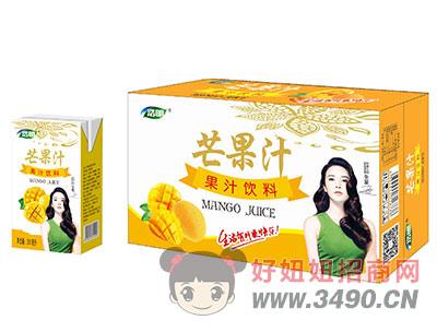浩明芒果汁250ml