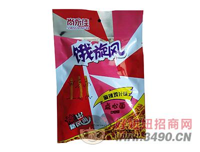 尚永佳饿旋风麻辣鸡汁味点心面40g