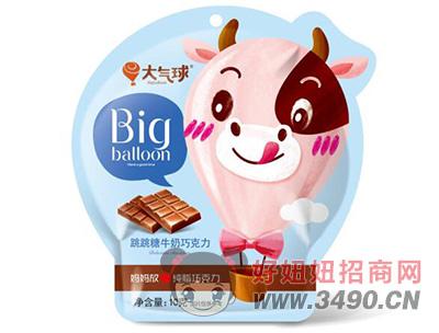 大气球跳跳糖牛奶巧克力10g