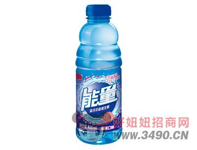 旭日升蜜桃能量饮料