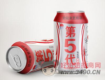 旭日升五代罐