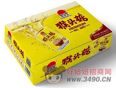 旭日升猴头菇饮料外箱