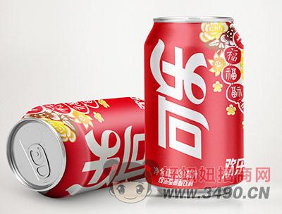 望花潭可乐罐装