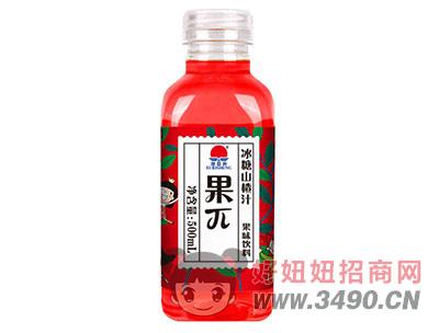 旭日升果π山楂汁