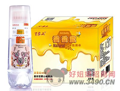 百雾山香香蜜饮用水350mlX8支