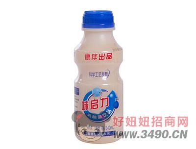 康伴味启力乳酸菌饮品340ml