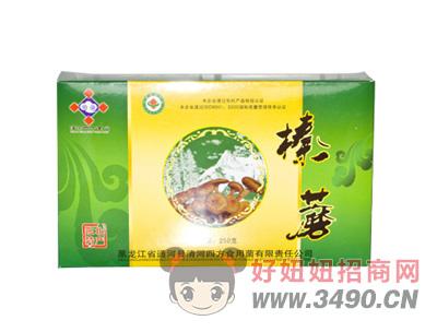 四方菌业东北特产榛蘑
