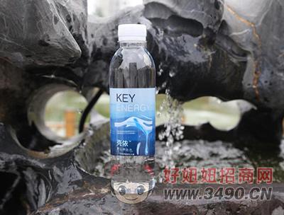 颐康壳依矿物质水