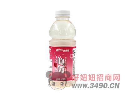 隐雪维生素运动饮料水蜜桃风味600ml