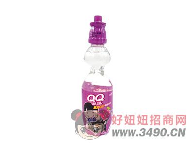 潮爆黑加仑汁碳酸饮料