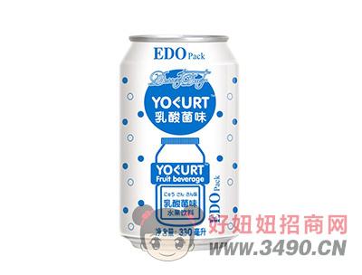 乳酸菌味水果饮料330ml