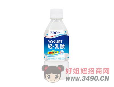 轻乳酸乳酸茵味水果饮料330ml