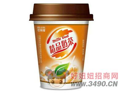 可利客精品奶茶原味75克