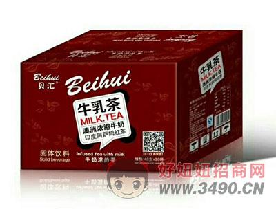贝汇牛乳茶40克x30杯