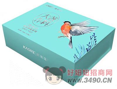 康如是大盏作料即食燕窝系列美容养颜保健品礼盒210g