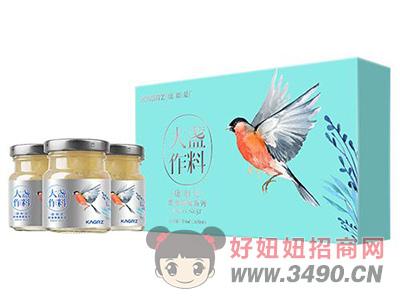 康如是即食燕窝系列大盏作料保健品美容养颜礼盒210g