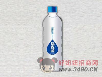 福森源纯净水500ml