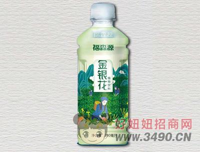 福森源金银花植物饮料380ml