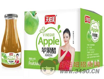 天鲜美苹果醋1Lx6瓶