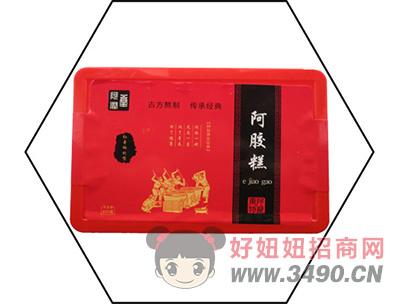 阿润堂阿胶糕 450g塑料盒装 红枣枸杞