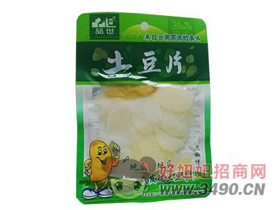 品世泡椒土豆片108克