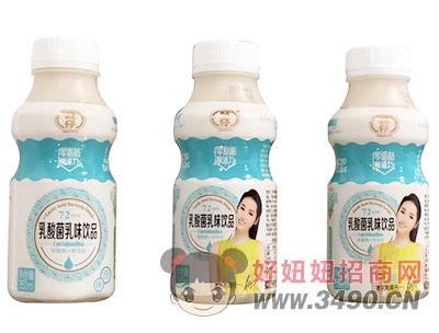 旺仔乳酸菌乳味饮品350ml