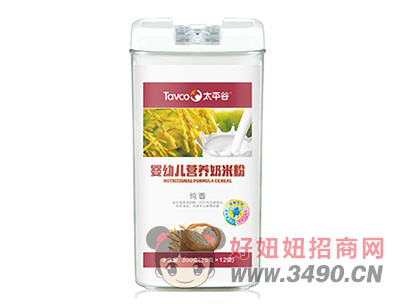 太平谷奶米粉�香300克